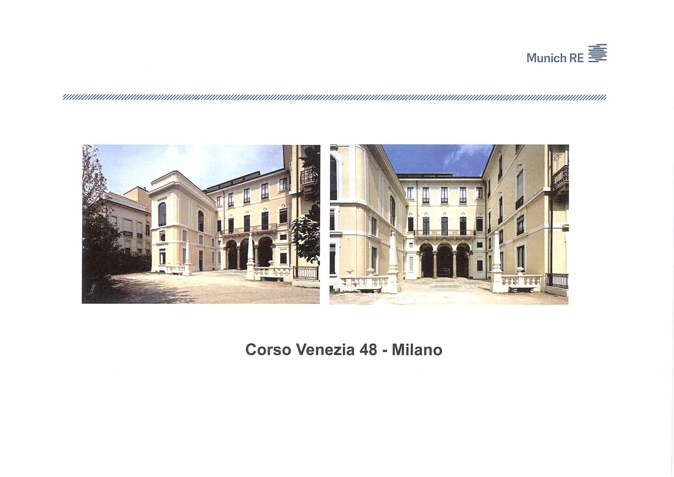 Milano il circolo della stampa nella nuova sede di for Sede bocconi milano