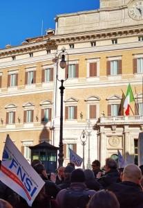 L'informazione va salvata: giovedì giornalisti sotto Montecitorio