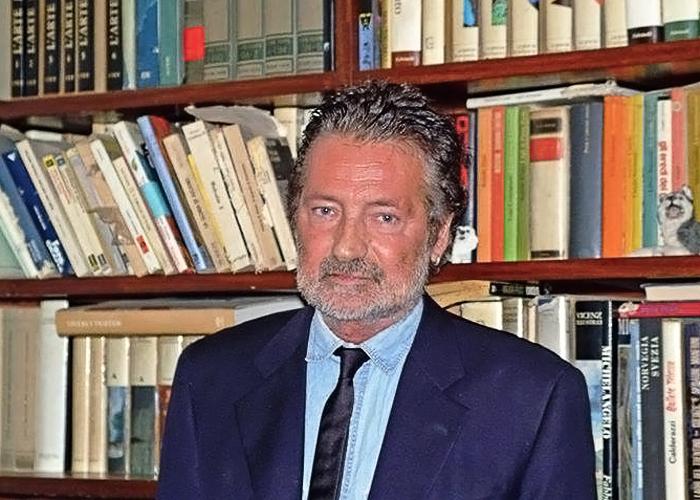 Enrico Nascimbeni (Foto Facebook)