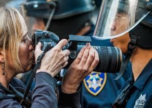 Una delle immagini scelte dall'Unesco per la Giornata mondiale della libertà di stampa 2020