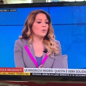 La collega Monica Napoli