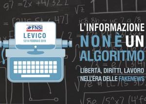 Locandina XXVIII Congresso nazionale della Stampa italiana