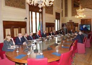Un momento della riunione (Foto: interno.gov.it)